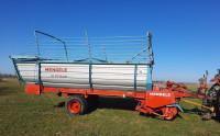Ladewagen Mengele LW 310 Quadro